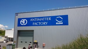 Elena - Antimatter Factory.