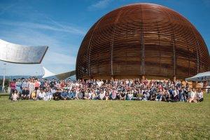 Alle CERN Summer Students op één foto!