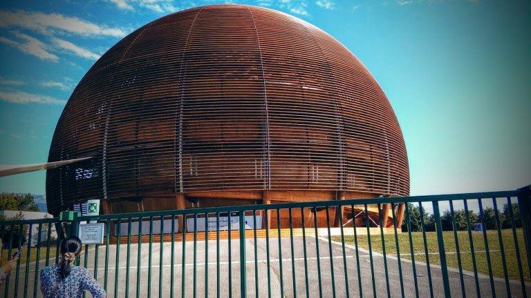 CERN.