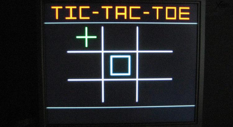 Tic-Tac-AI.