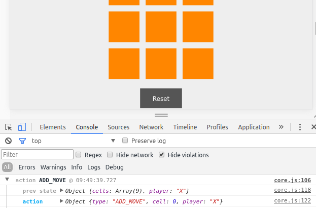 Building a Tic-Tac-Toe web-app in this Webpack tutorial and