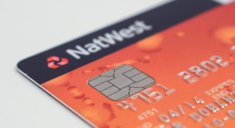 A credit card.