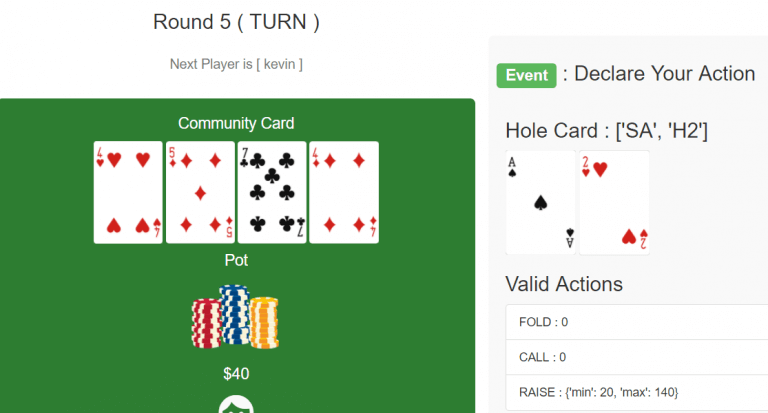 PokerBot: Create your poker AI bot in Python - Data Blogger